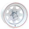 K16 WAGON WHITE|15 X 7